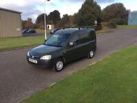 VAUXHALL COMBO ## 1 OWNER DIRECT## LOW MILES##