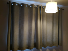 M&S curtains