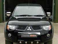2007 MITSUBISHI L200 4WD LWB WARRIOR DCB 4X4 DIESEL