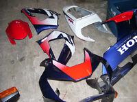 CBR-600, CBR-900 & CBR-929 HONDA PIÈCES USAGÉES MOTO