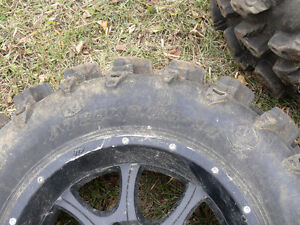 "28"" Swamp Lite Tire and Rim Set Quad/UTV SxS Tires Regina Regina Area image 4"