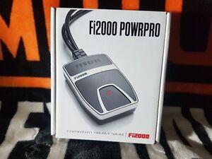 Harley Touring Cobra Fuel processor Fi2000 Power Pro