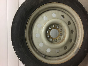 Volvo V70 winter tires