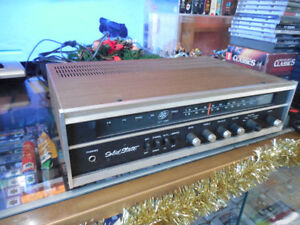 AGS Solid State Stereo Receiver Vintage !!!