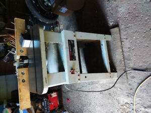 Rexon Model S22 Woodworking shaper/cutter
