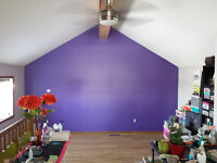 Experienced Painter 25+ years,Free Quotes, Work Guaranteed