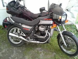 Honda CX650 1985
