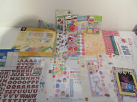 Birthday Party Scrapbooking Lot