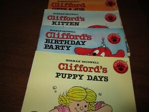 Set of Clifford the dog books (ages 5-7) Kitchener / Waterloo Kitchener Area image 3
