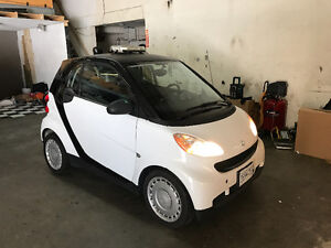 Smart Fortwo Coupe (2 door) only 10,222KM