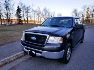 2007 Ford F150 5.4 XLT Pickup 4x4 for Sale!