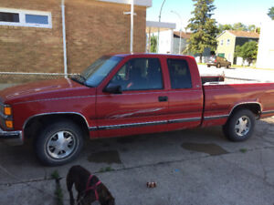 1998 Chevy 2wd