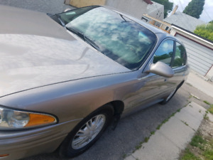 2002 buick lesabre limited.