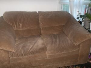 3 Piece Sofa Bed, Loveseat, Chair