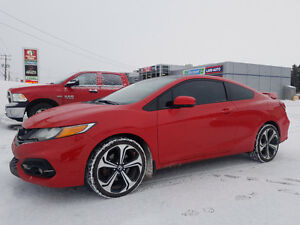 2014 Honda Civic Si Coupé (2 portes) ultra propre SHOWROOM!