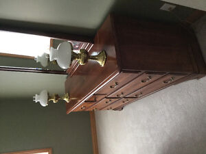 Two bedroom lamps