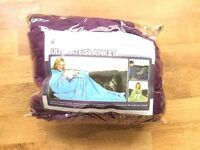 **Brand New Slanket Blanket**