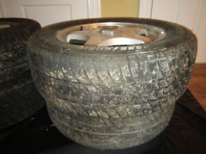 MotoMaster AllSeason 225/60/16 on Chev Impala rims - REDUCED