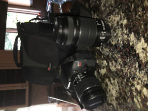 Canon EOS T3i DSLR Camera Package