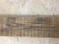 FREE TIMBER AGED FLOOR