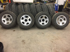 05 F350 Wheels & tires