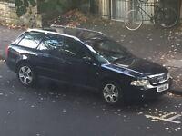 Audi A4 1.8 estate Xplate 12months MOT