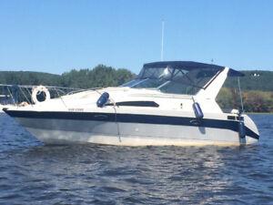 Bayliner 2755 1989 à vendre (excellente condition)