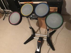Drum rock band xbox 360