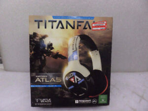 BRAND NEW Turtle Beach Titanfall Ear Force Atlas Xbox one