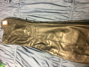 Leather pants brand new
