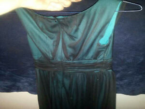Black Blue Laura dress never worn Oakville / Halton Region Toronto (GTA) image 2
