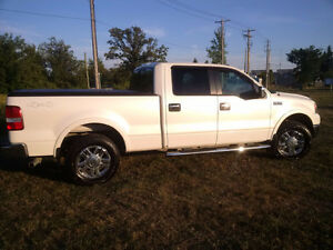 2008 Ford F-150 SuperCrew Lariat Pickup Truck