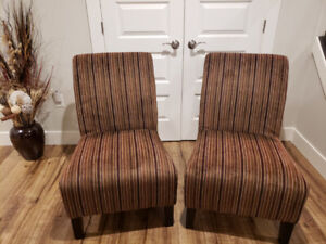 Peachy 2 Accent Chair Kijiji In London Buy Sell Save With Theyellowbook Wood Chair Design Ideas Theyellowbookinfo