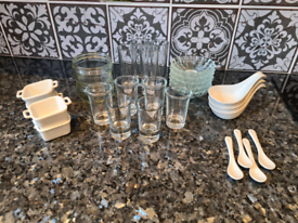 Various Kitchenware/Tableware Items - all for £5!
