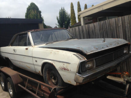 chrysler valiant vf vg 2 door coupe parts Cranbourne Casey Area Preview