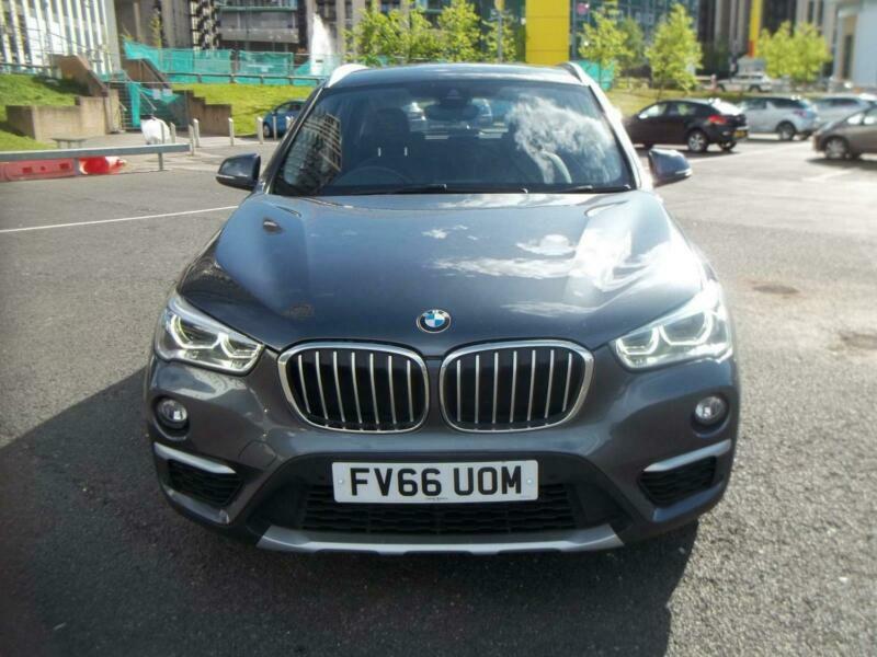 2016 BMW X1 2.0 20d xLine Auto xDrive (s/s) 5dr