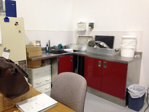 Registered Commercial Kitchen to share space