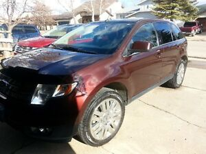 2009 Ford Edge Limited Loaded private sale