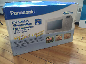 Practically New Perfect Condition Panasonic Microwave Oven