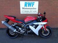 YAMAHA YZF R1, 2002, ONLY 22,606 MLS, SH, EXCELLENT ORIGINAL CONDITION, FULL MOT