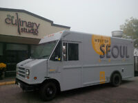 Food Truck 1999 Ford E-350