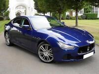 Maserati Ghibli 3.0TD ( 274ps ) ( s/s ) Auto 2014MY