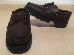 Men's WindRiver Boat Shoes Size 9