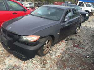 2006 BMW 323 I 2.5 L 6 CYL  PARTING OUT