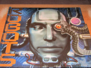 Robots  by Clive Gifford - Kids Reference book