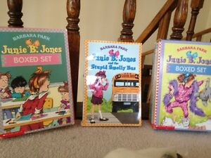 Junie B Jones books