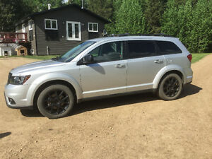 2014 Dodge Journey Black Top SUV, Crossover