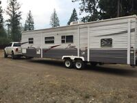 34ft Travel Trailer For Sale or Rent!