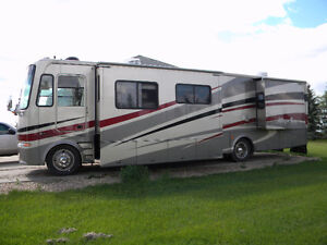 2006 Tiffin Allegro Bay 37DB LOW kms Great Shape!!