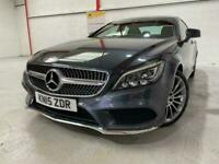 2015 Mercedes-Benz CLS CLASS 2.1 CLS220 BLUETEC AMG LINE PREMIUM 4d 174 BHP Coup